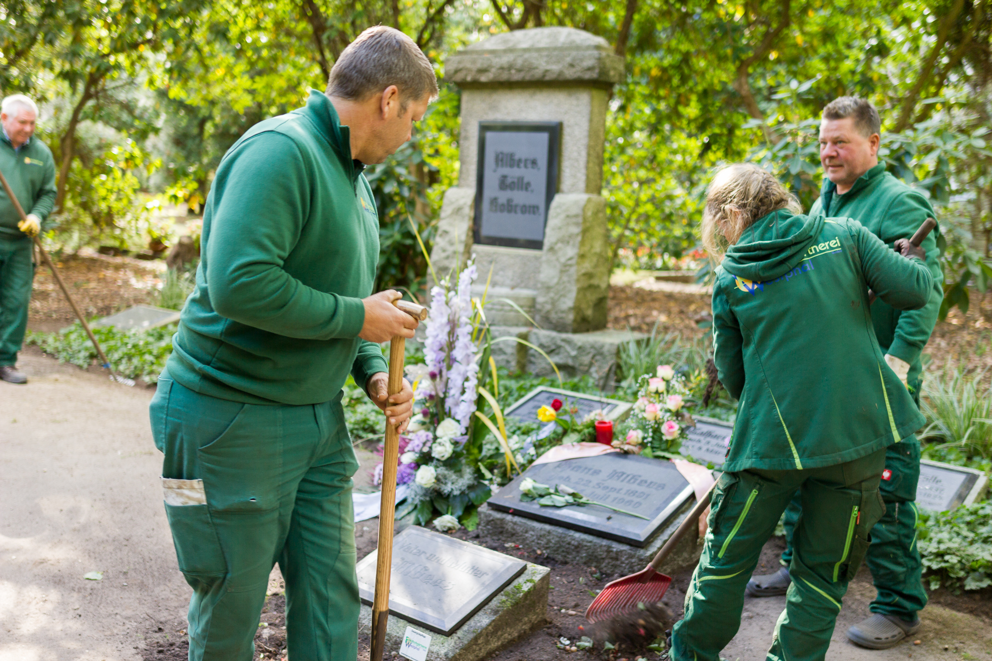 Friedhofsgärtnerei Westphal
