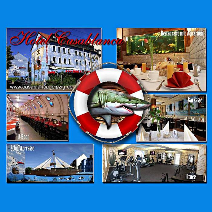 Bild zu Casablanca Hotel Restaurant Bowlingbahn in Leipzig
