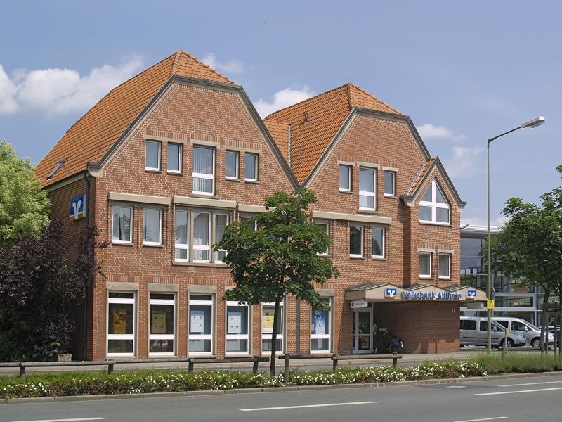 Volksbank selm bork eg filiale l nen in l nen Depot filialen hamburg