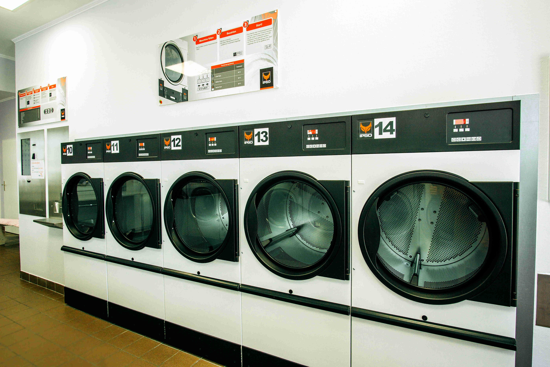 Wulf Waschsalon und Wäscherei