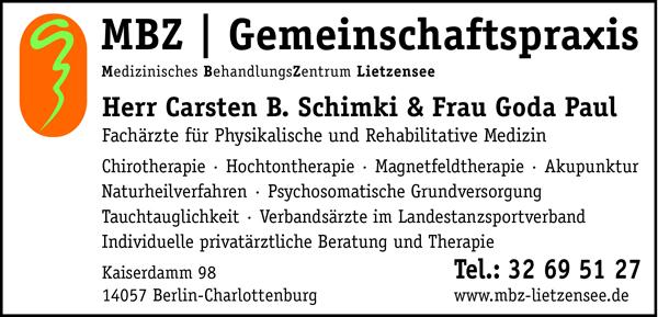 MBZ - Gemeinschaftspraxis am Lietzensee