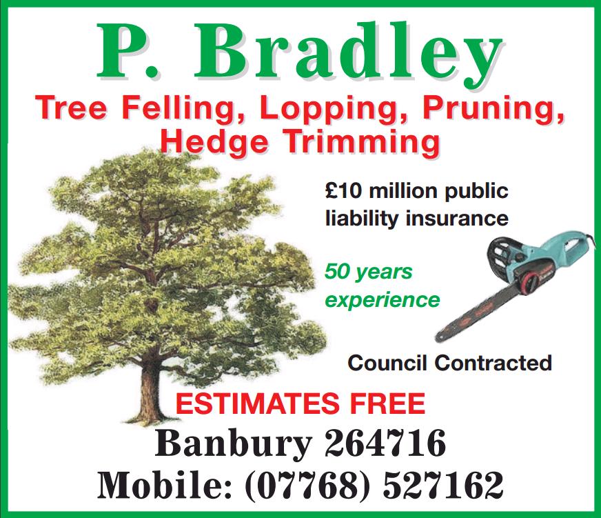 P.Bradley Forestry - Banbury, Oxfordshire OX16 9JX - 01295 264716 | ShowMeLocal.com