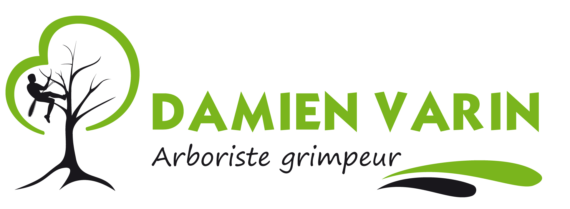 Damien Varin Arboriste Grimpeur