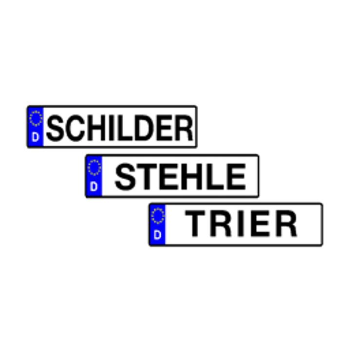 Logo von Schilder Stehle GmbH Schilder aller Art
