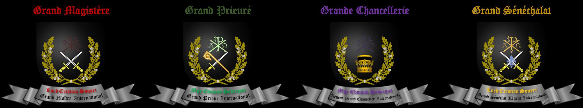 Ordre Équestre du Saint Nom du Paraclet