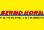 BERND HORN OHG - Moderne Heizungs- und Sanitärtechnick