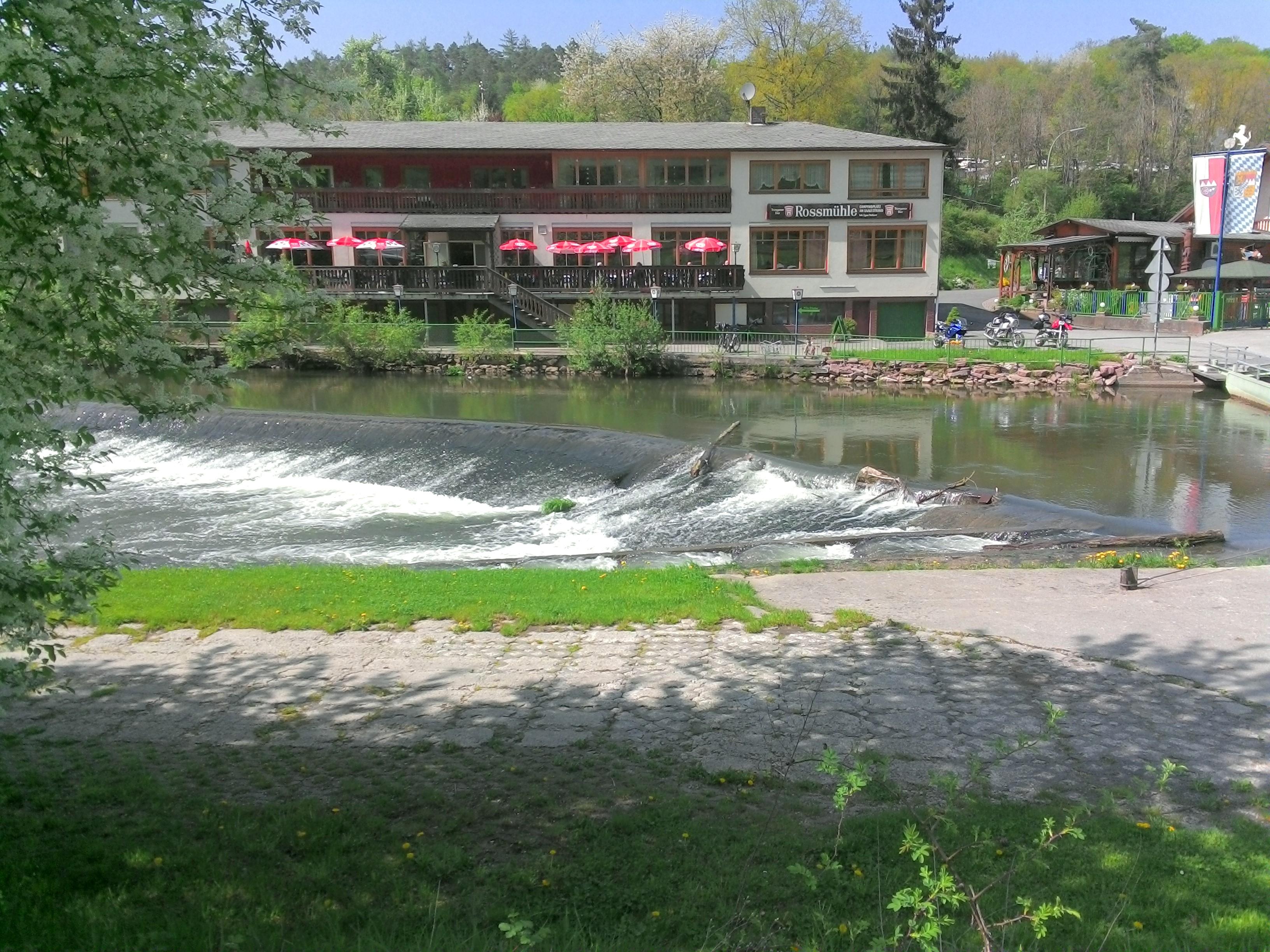 Restaurant Roßmühle