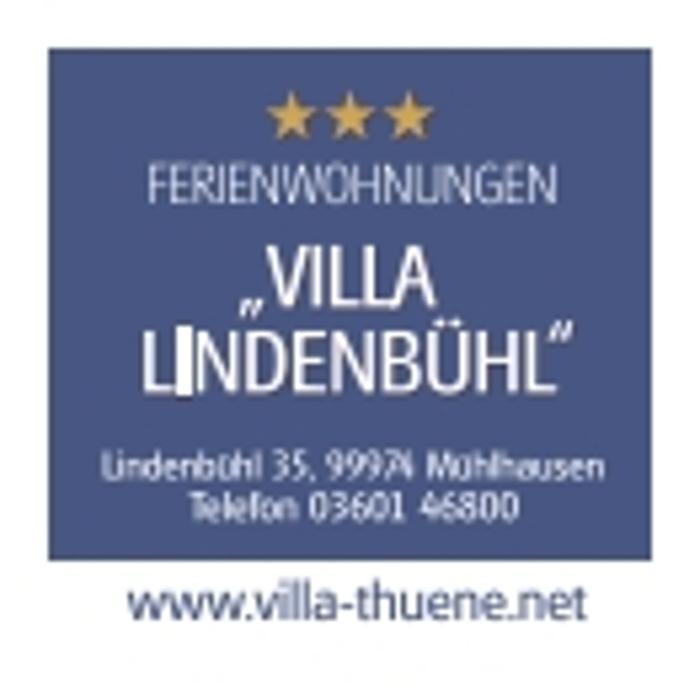 """Logo von Apartmenthaus """"Villa Lindenbühl"""""""