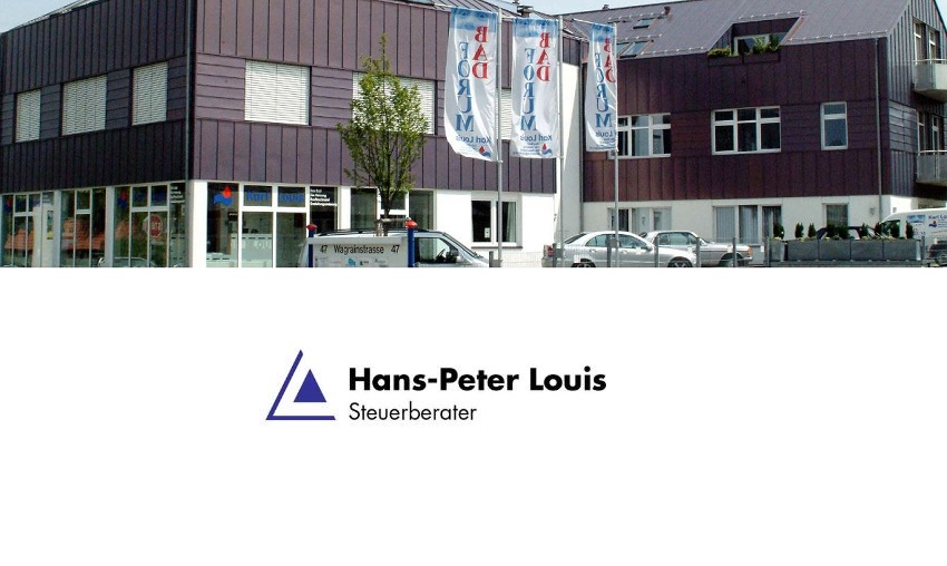 Hans-Peter Louis, Steuerberater