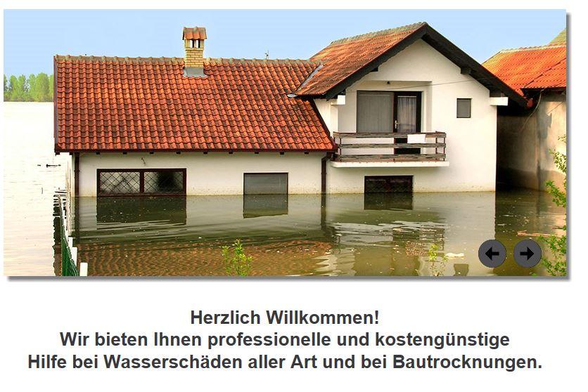Gebäudetrocknung Kuczmann