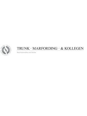 Trunk Marfording & Kollegen