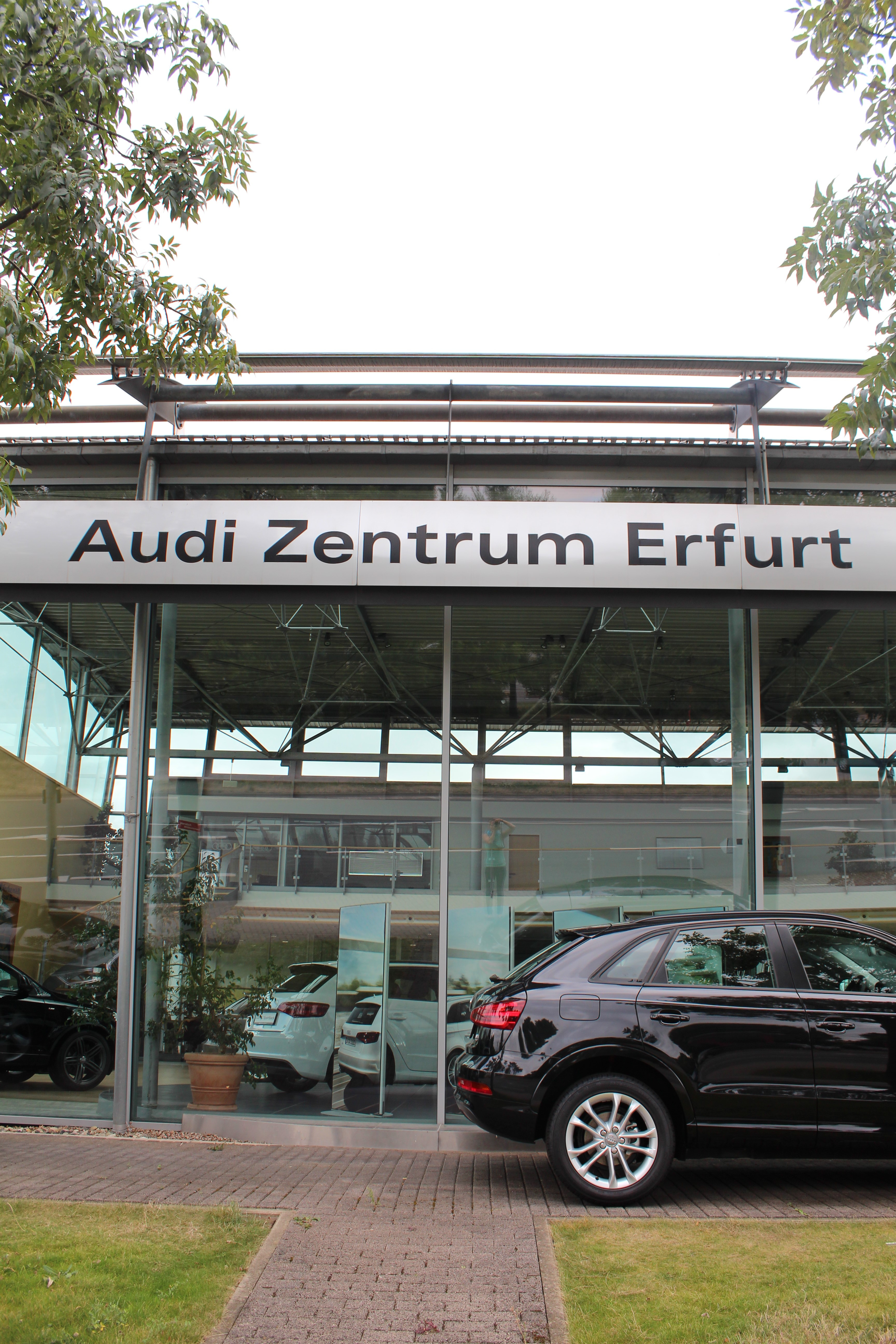 audi zentrum erfurt in erfurt branchenbuch deutschland. Black Bedroom Furniture Sets. Home Design Ideas