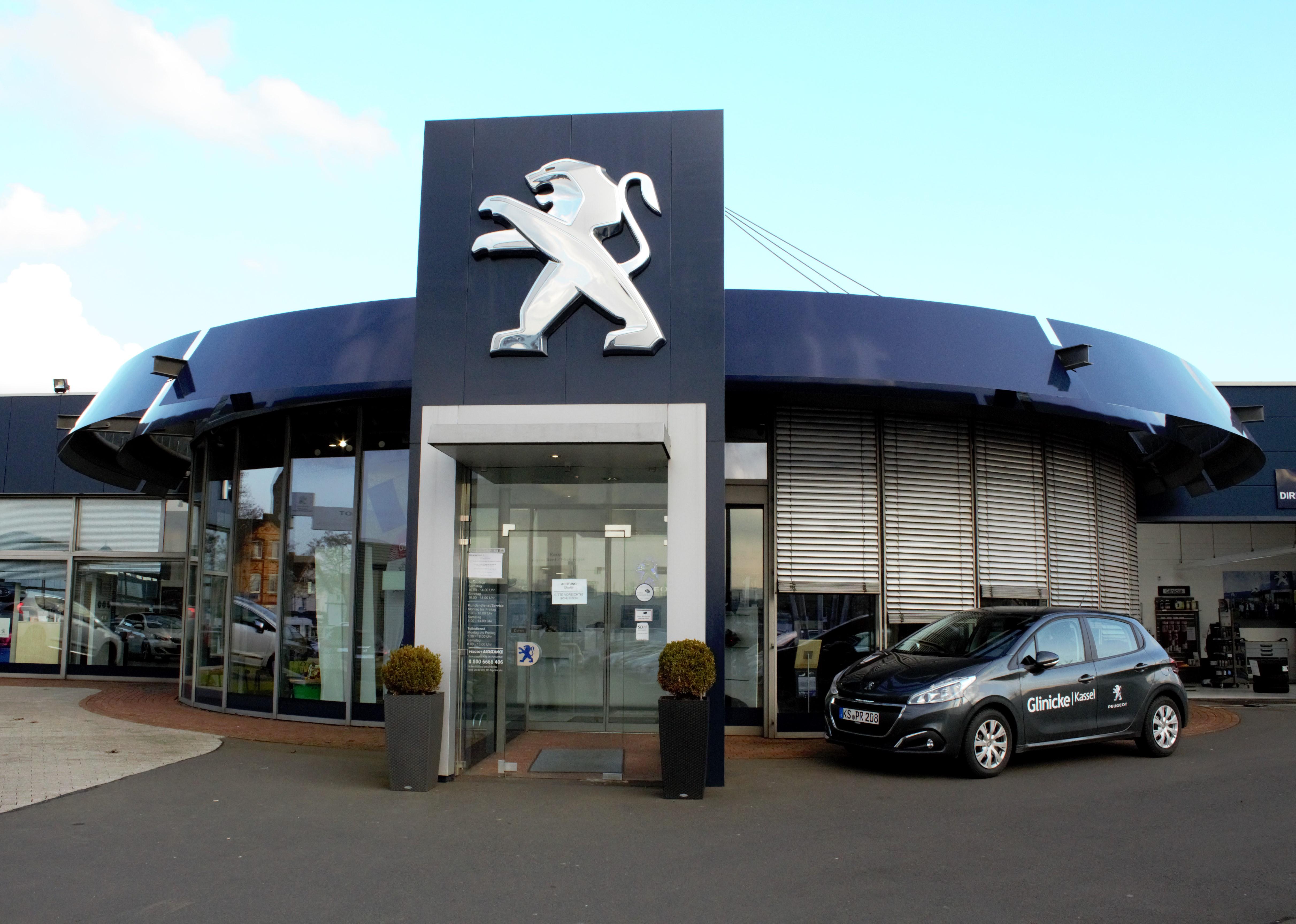 Peugeot Kassel Glinicke