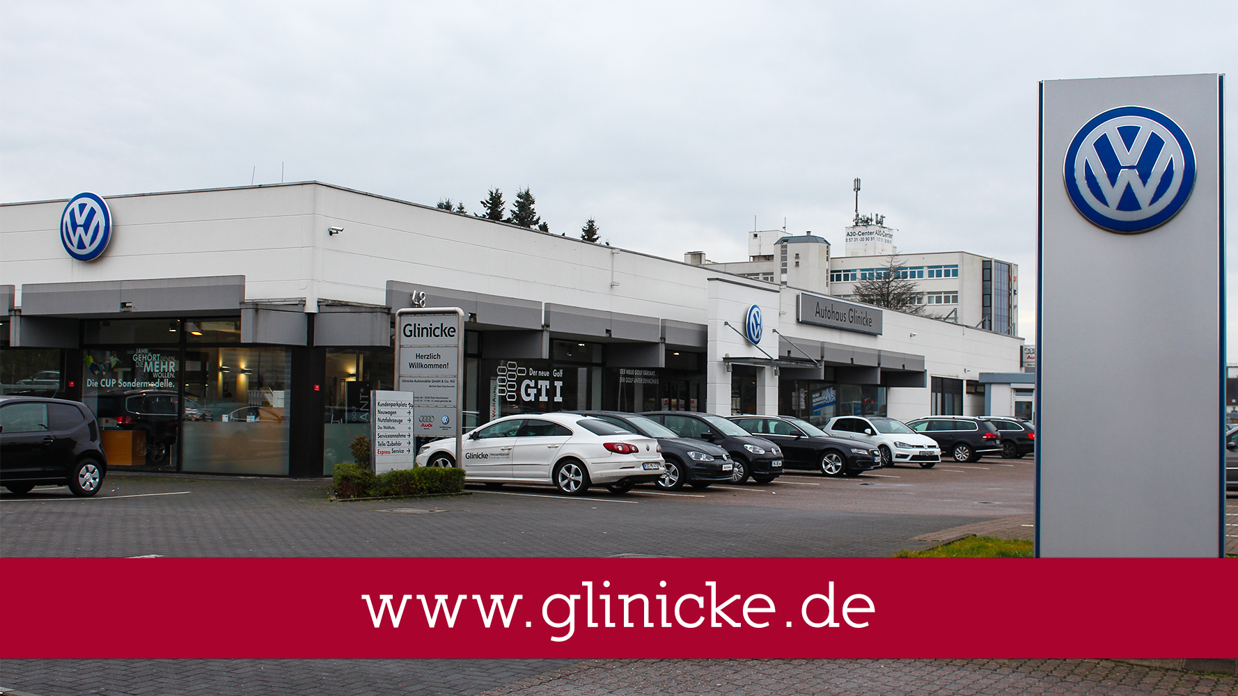 volkswagen bad oeynhausen glinicke in bad oeynhausen. Black Bedroom Furniture Sets. Home Design Ideas