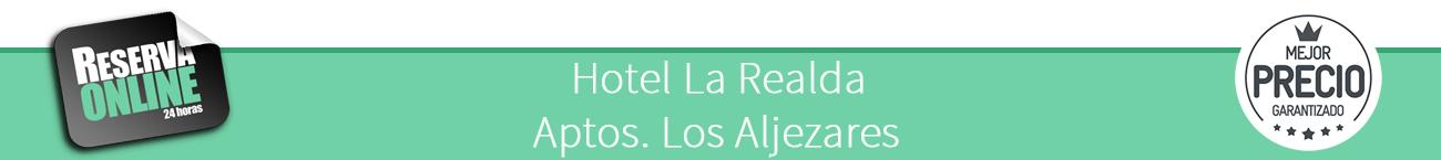 Hotel La Realda y Apartamentos Los Aljezares