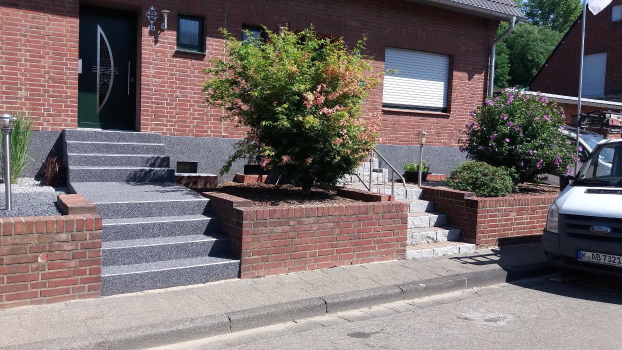 Großartig Ralf Guzik Steinteppich Verlegungen, Holz und Baut Marienstraße in  RJ13