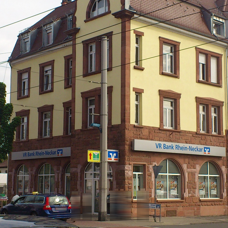 Foto de VR Bank Rhein-Neckar eG, Filiale Rheinau