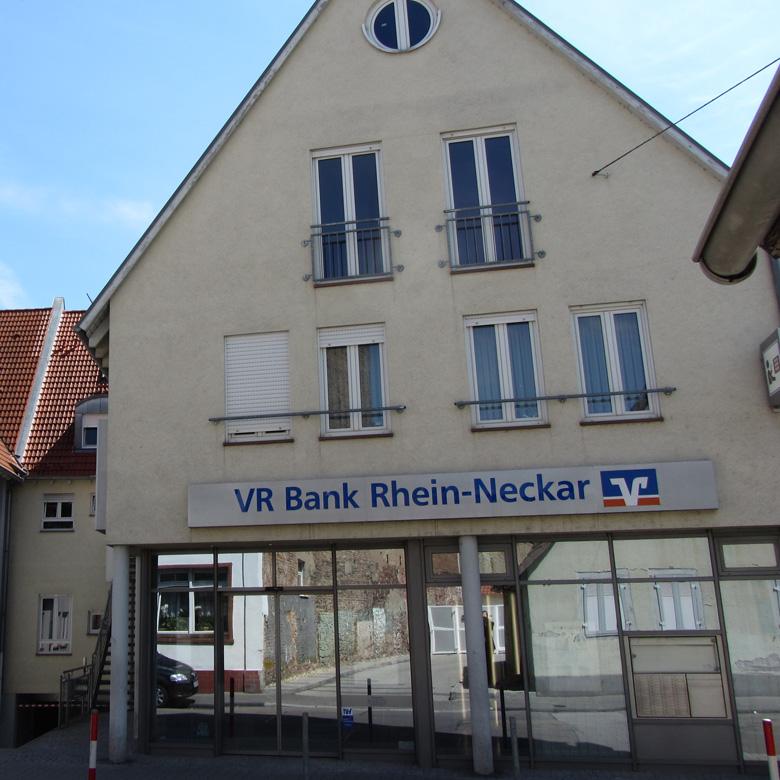 VR Bank Rhein-Neckar eG, Filiale Käfertal
