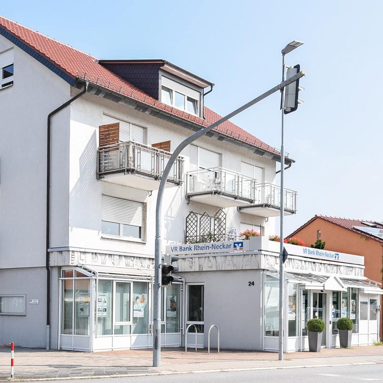 VR Bank Rhein-Neckar eG, Filiale Ilvesheim-Nord