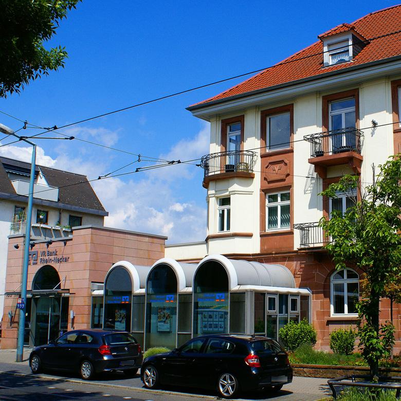 VR Bank Rhein-Neckar eG, Filiale Feudenheim