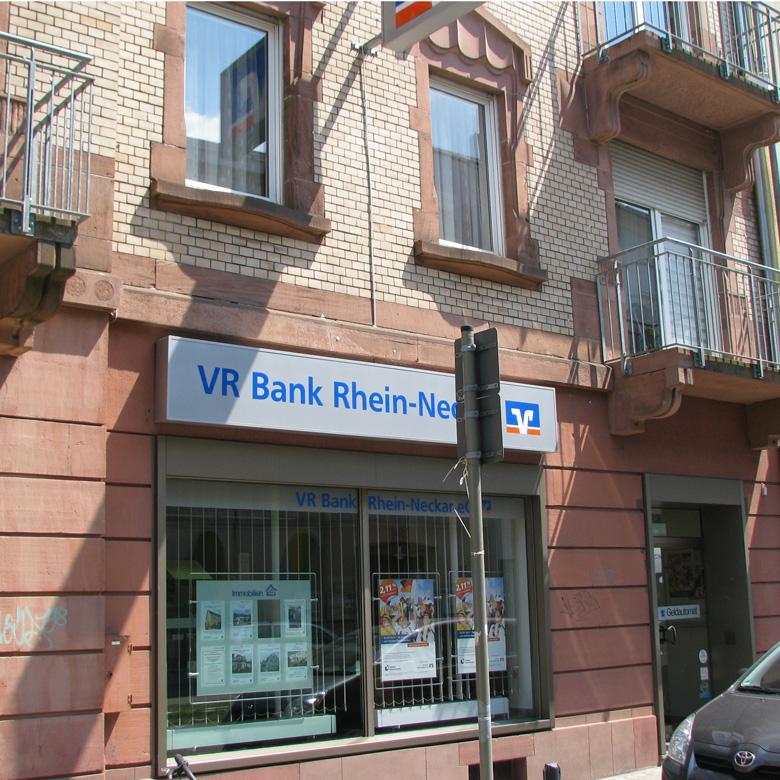 Foto de VR Bank Rhein-Neckar eG, Filiale Lindenhof
