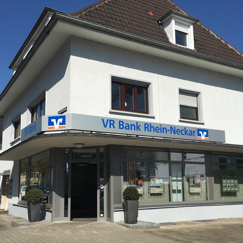 VR Bank Rhein-Neckar eG, Filiale Neuostheim