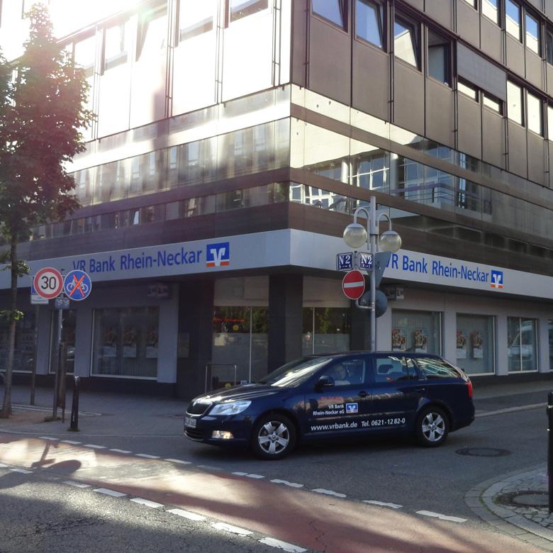 Foto de VR Bank Rhein-Neckar eG, Filiale N2