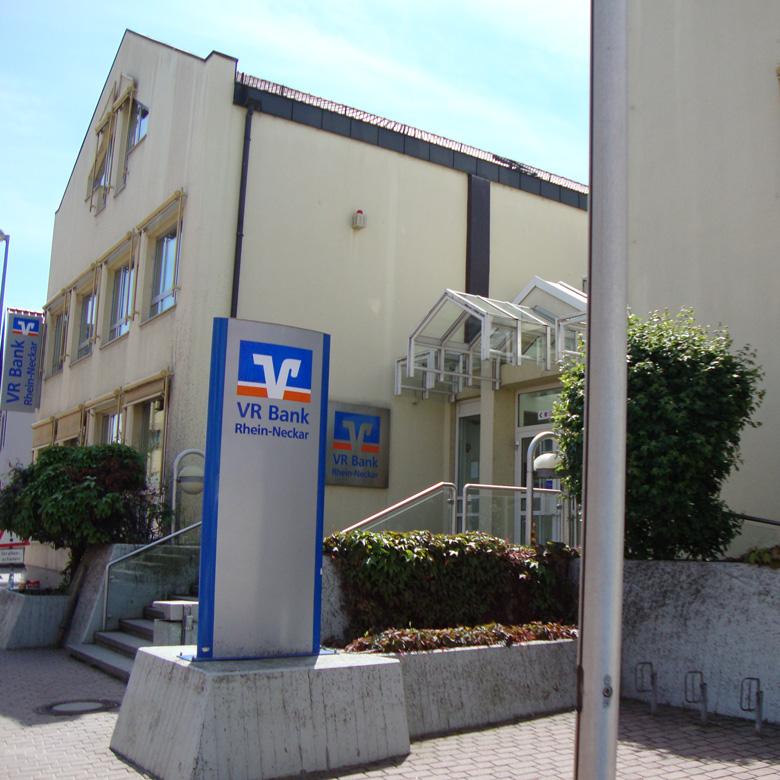 VR Bank Rhein-Neckar eG, Filiale Mutterstadt