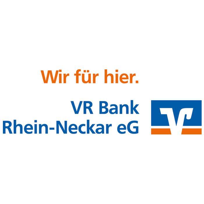Logo von VR Bank Rhein-Neckar eG, Filiale Neckarstadt
