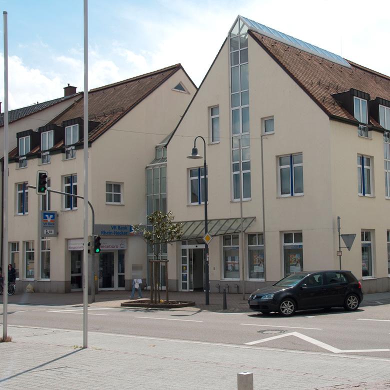 VR Bank Rhein-Neckar eG, Filiale Edingen