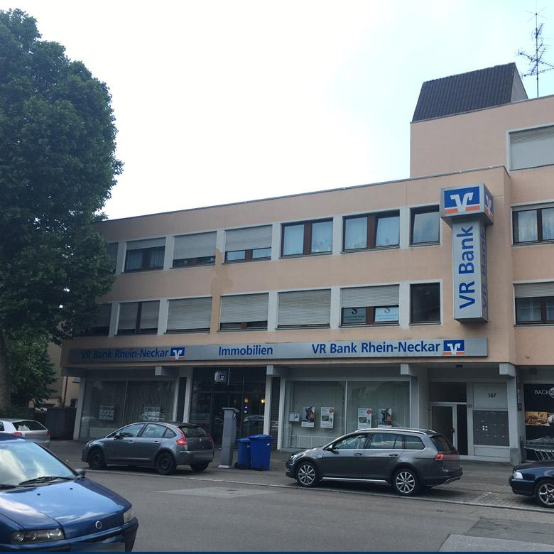 VR Bank Rhein-Neckar eG, SB-Filiale LU-Süd