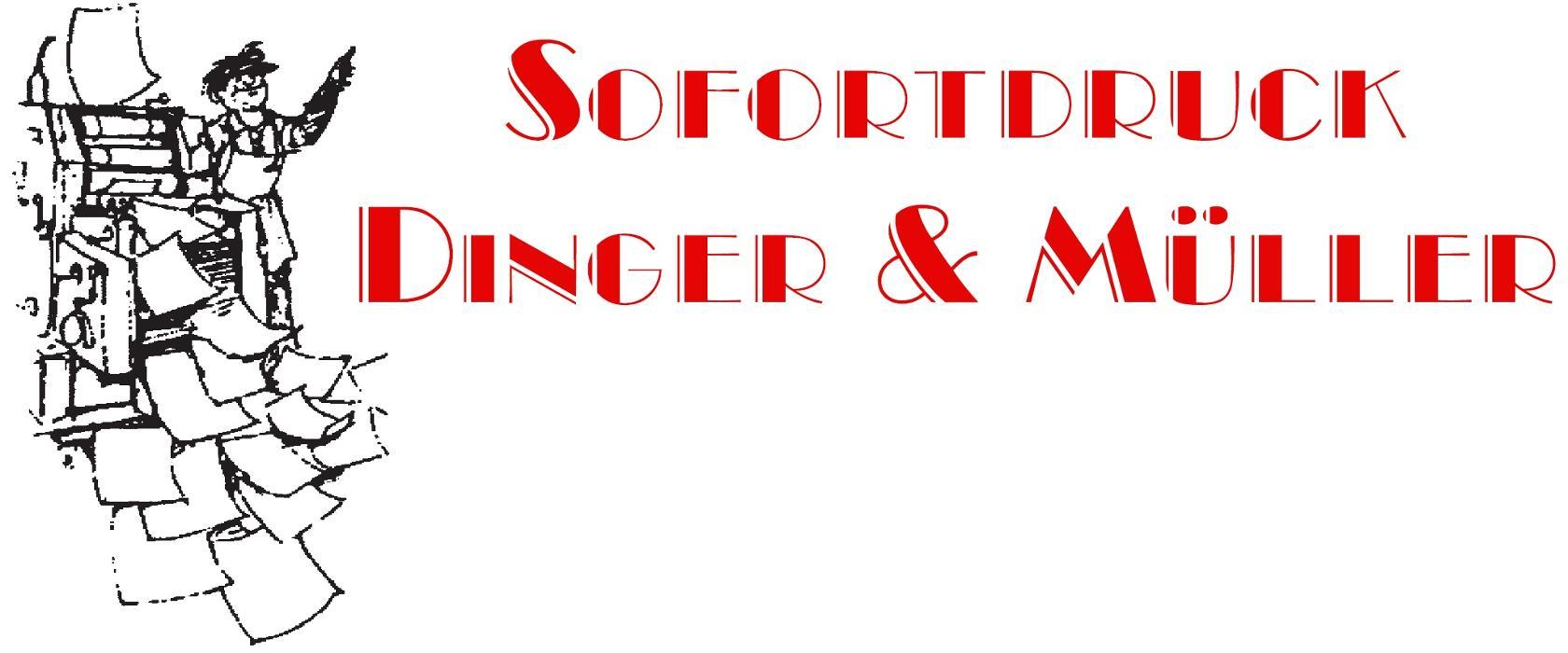 Bild zu Sofortdruck Dinger & Müller in Worms