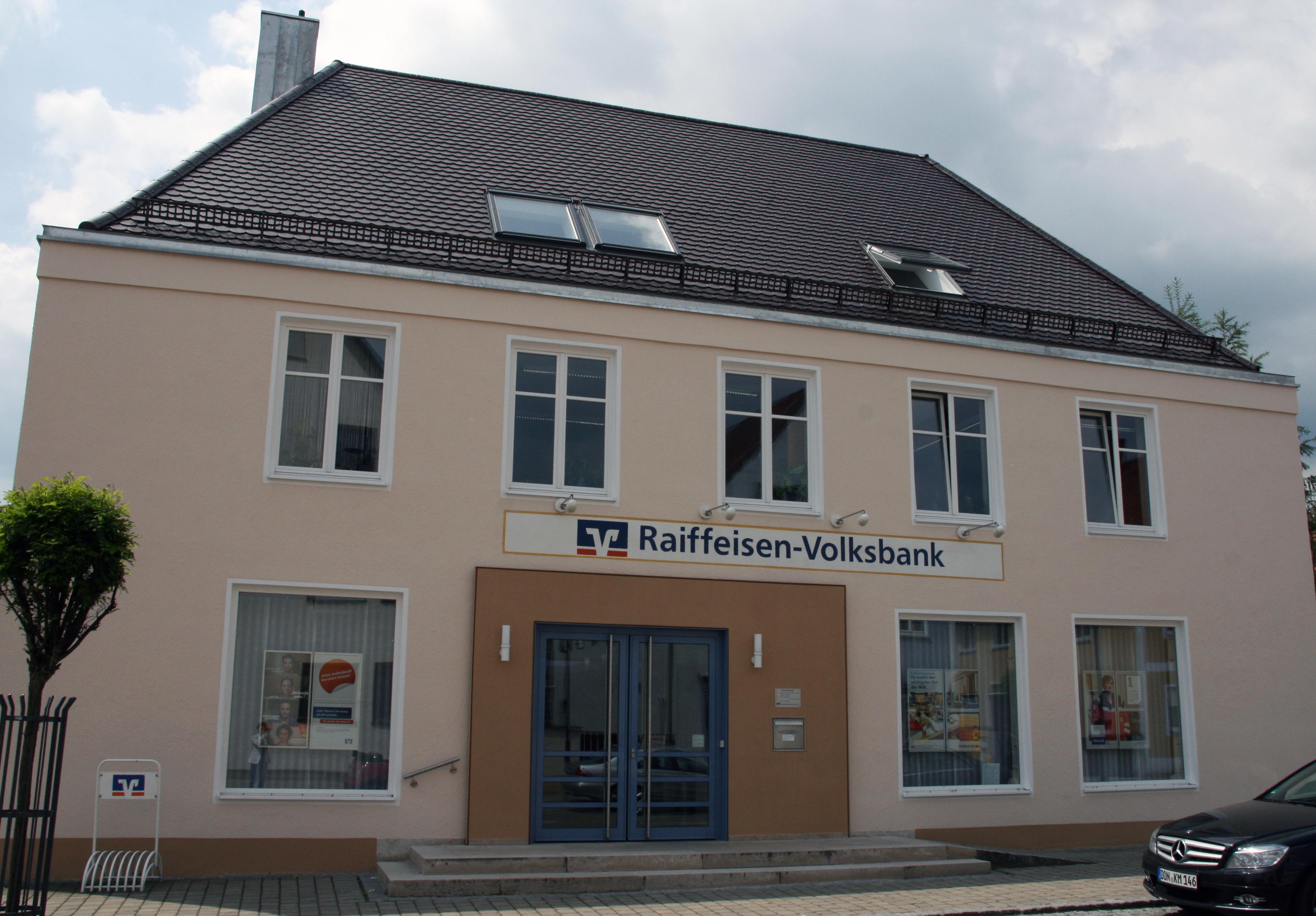 Raiffeisen-Volksbank Ries eG, Geschäftsstelle Wallerstein