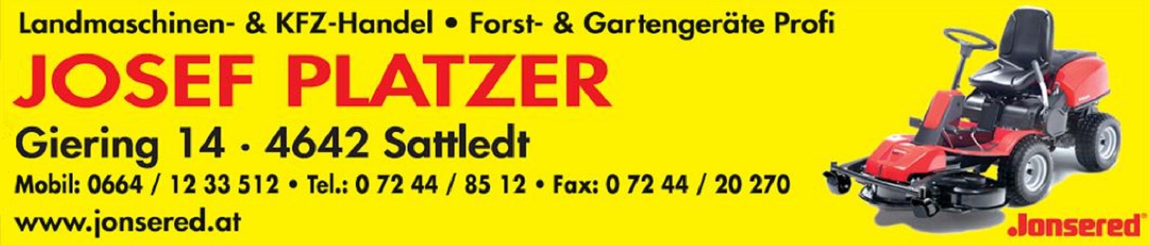 Josef Platzer - KFZ Landtechnik