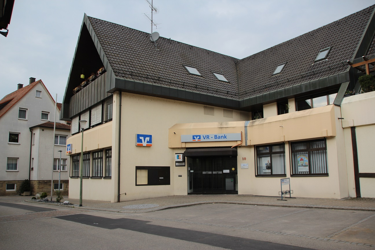VR-Bank Neckar-Enz eG, Filiale Walheim