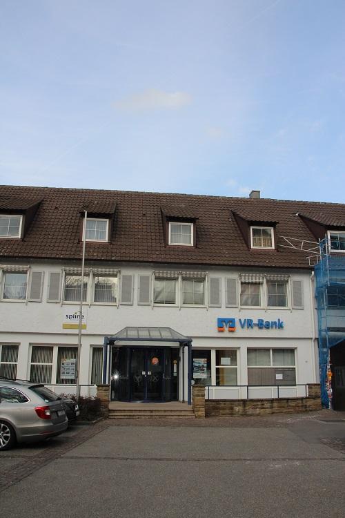 VR-Bank Neckar-Enz eG, Filiale Großsachsenheim