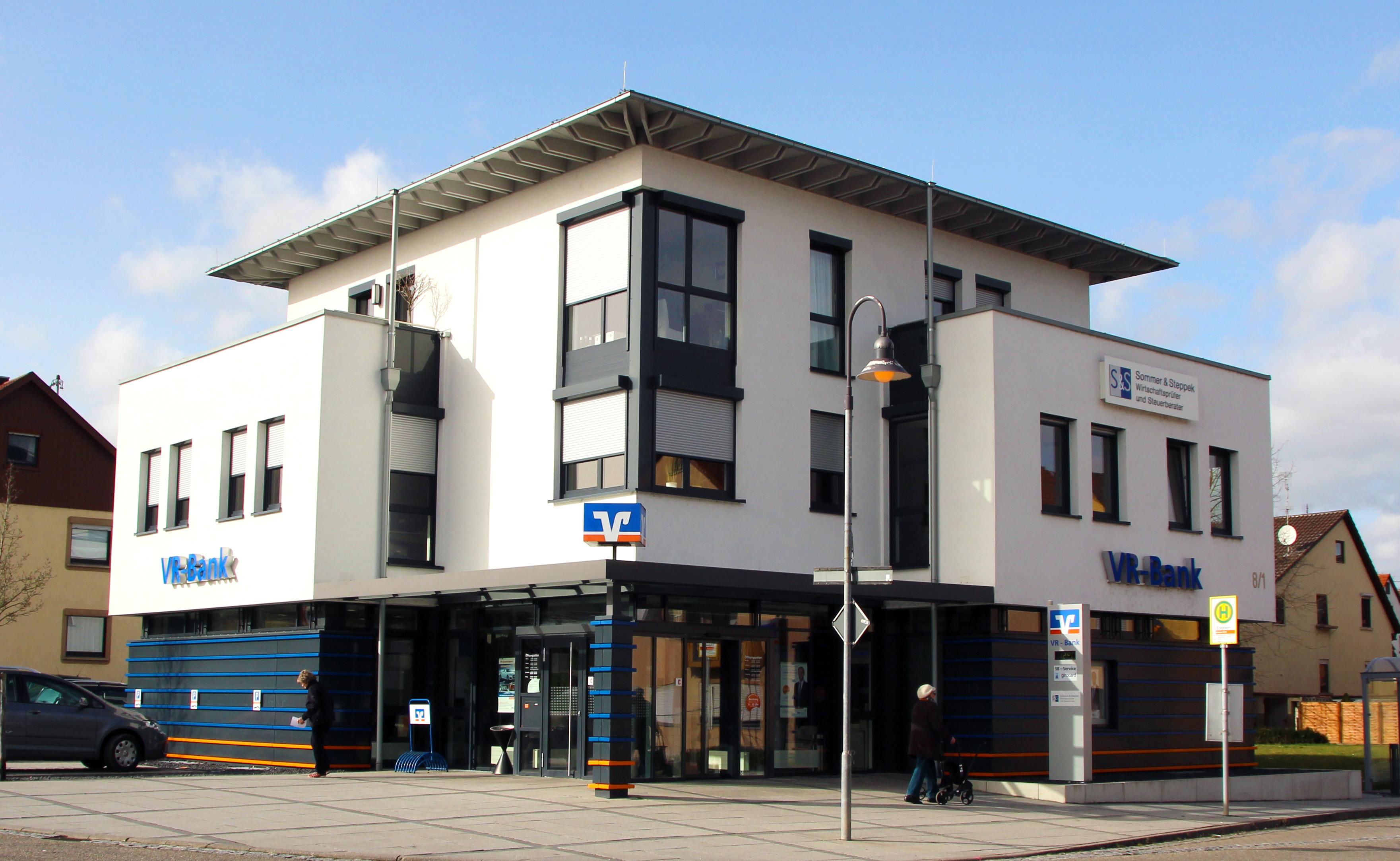 VR-Bank Neckar-Enz eG, Filiale Erligheim