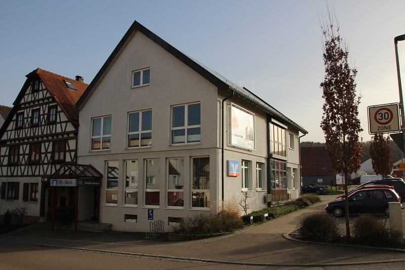 VR-Bank Neckar-Enz eG, Filiale Hessigheim