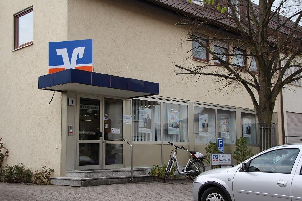 VR-Bank Neckar-Enz eG, Filiale Freudental (bis auf weiteres geschlossen!)