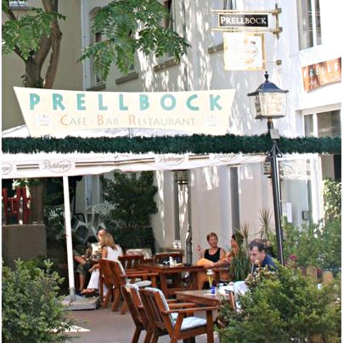 Bild zu Prellbock das Restaurant in Leipzig