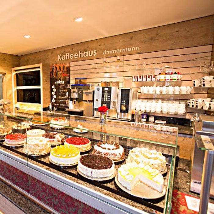 Bild zu Kaffeehaus Zimmermann in Königstein in der Sächsischen Schweiz