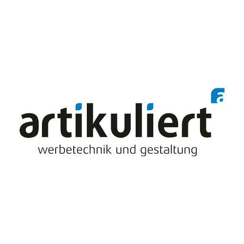 Artikuliert. Werbetechnik & Gestaltung