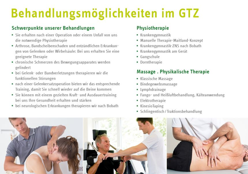 ZAR Gesundheits- und Therapiezentren