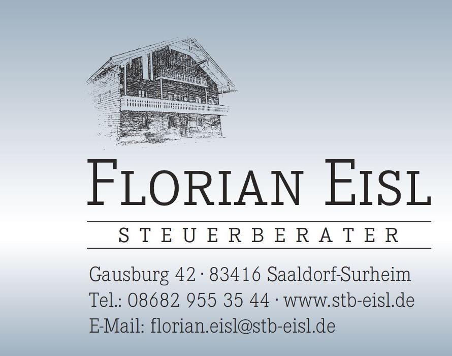 Bild zu Steuerberatung Eisl Florian in Saaldorf Surheim