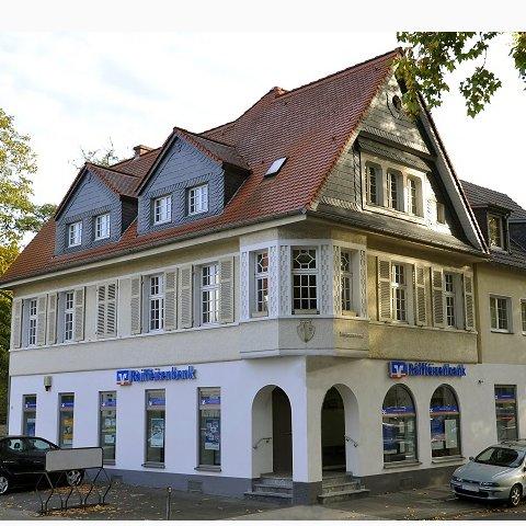 Raiffeisenbank Frechen-Hürth eG, Geschäftsstelle Weiden