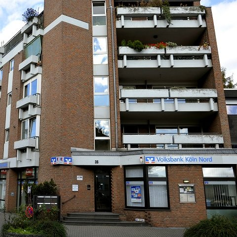 Raiffeisenbank Frechen-Hürth eG, Geschäftsstelle Pesch