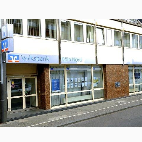 Raiffeisenbank Frechen-Hürth eG, Geschäftsstelle Longerich
