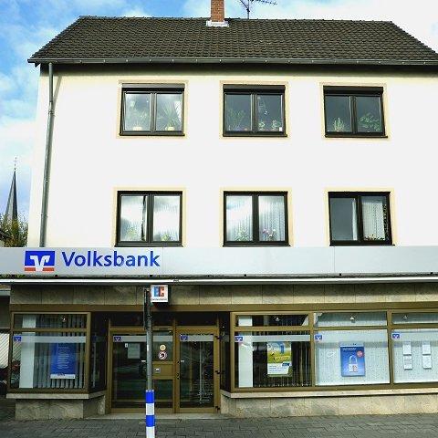 Raiffeisenbank Frechen-Hürth eG, Geschäftsstelle Zündorf