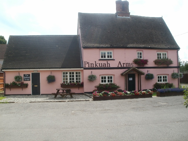 The Pinkuah Arms
