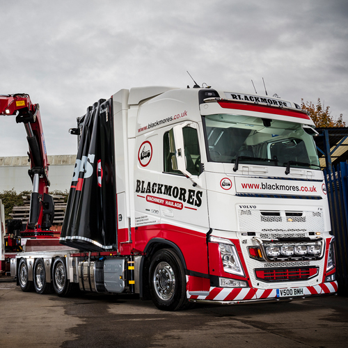 Blackmore Machinery Haulage Ltd